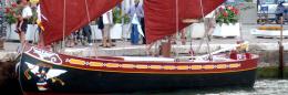 bragozzo boat