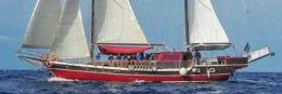 barca a vela roma